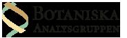 Botaniska Analysgruppen i Göteborg Logo